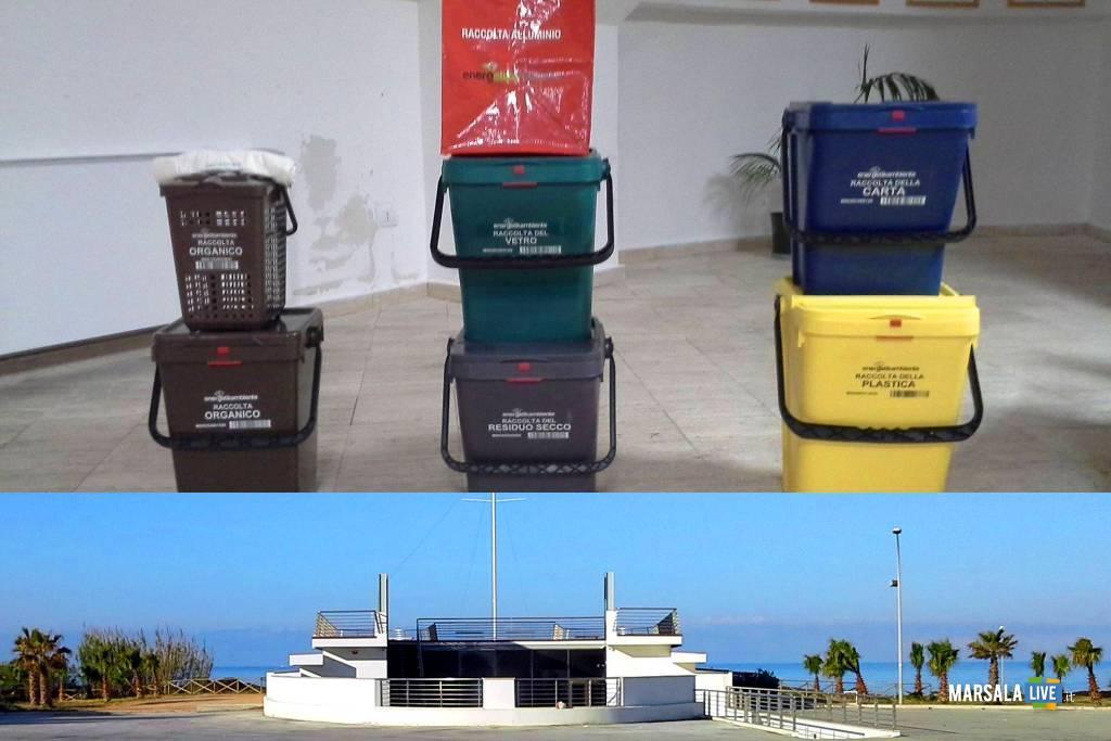 Marsala, nuova ordinanza sulla raccolta differenziata dei rifiuti