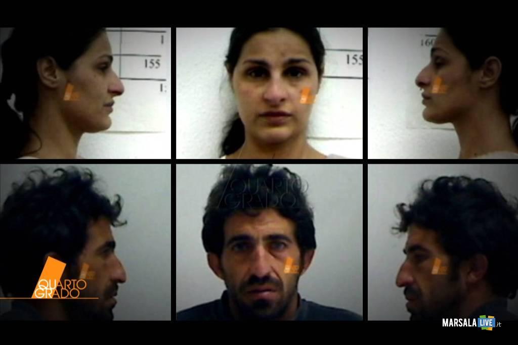 Marsala, omicidio Nicoletta Indelicato - Carmelo Bonetta e Margareta Buffa