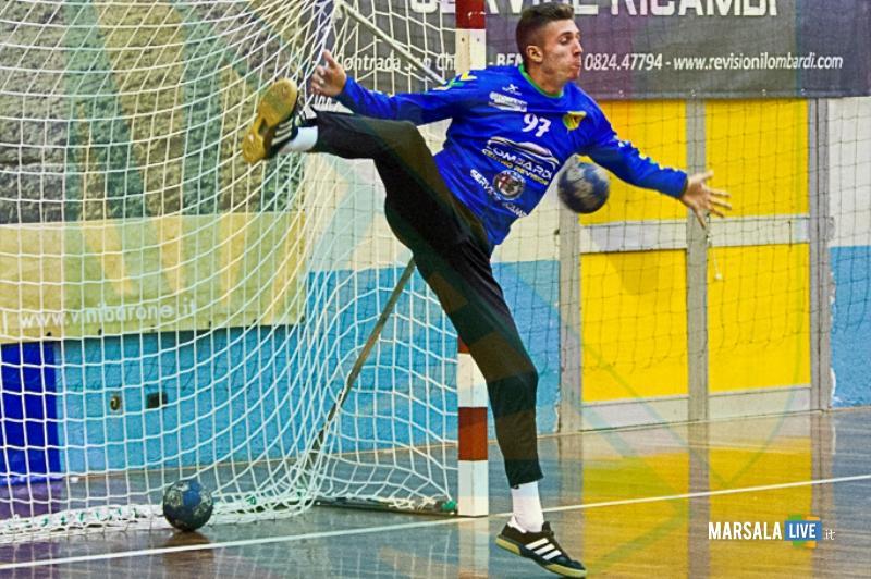 Nazionale di Beach Handball, alcamese Gabriele Randes