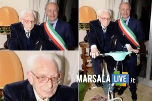 Nonno Baldassare Giacalone, Marsala