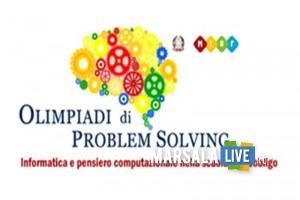 Olimpiadi di Problem Solving promossa dal Miur