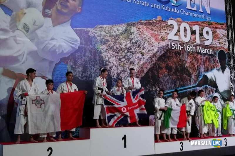 Open Karate Championship di Malta, Shotokan Karate Club Marsala (2)