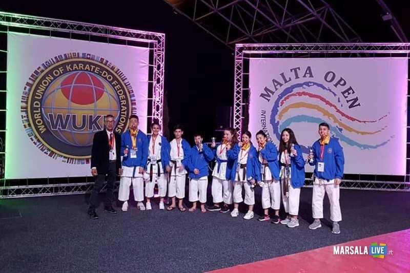 Open Karate Championship di Malta, Shotokan Karate Club Marsala (3)