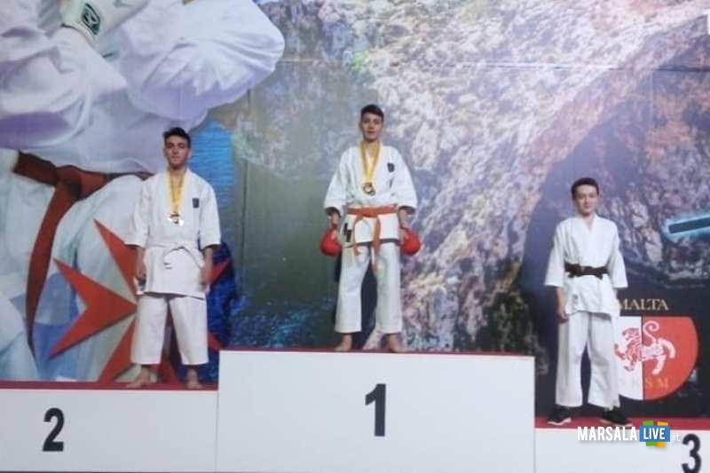 Open Karate Championship di Malta, Shotokan Karate Club Marsala (4)