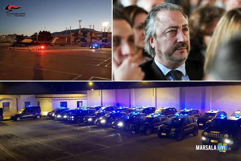 Operazione dei carabinieri Scrigno - arresto Paolo Ruggirello