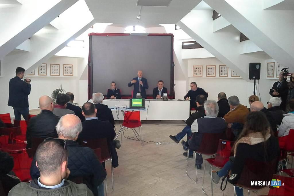 Raccolta differenziata a Marsala Videosorveglianza e Fototrappole per gli incivili (3)