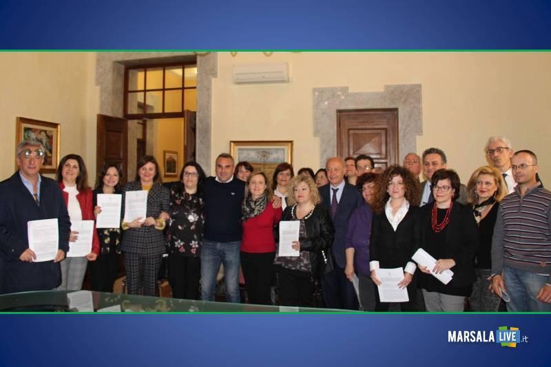 STABILIZZATI LAVORATORI ASU - MARSALA 2019