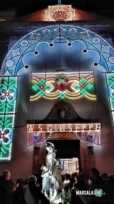San Giuseppe festeggiamenti a Petrosino