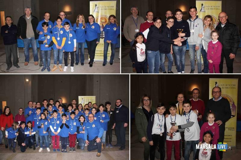 Scacchi - Conclusi i Campionati Provinciali Giovanili
