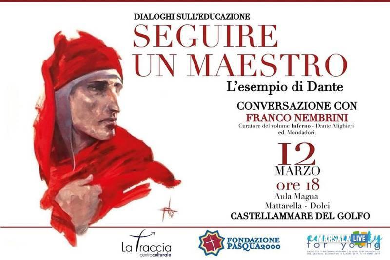 Seguire un Maestro - L_esempio di Dante