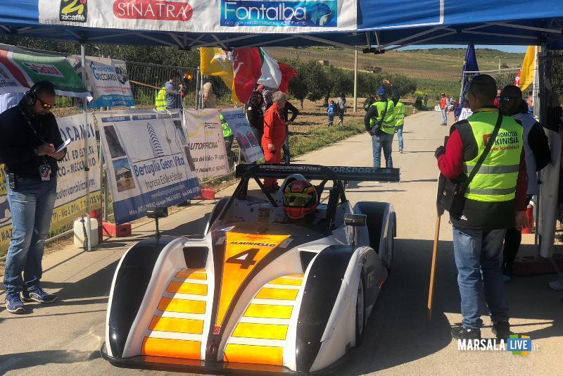 Slalom automobilistico del Satiro - Città di Mazara del Vallo (1)