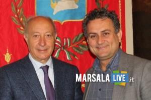 alberto di girolamo, sindaco - agostino licari, vice sindaco. Marsala