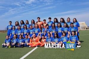 calcio femminile marsala 2019
