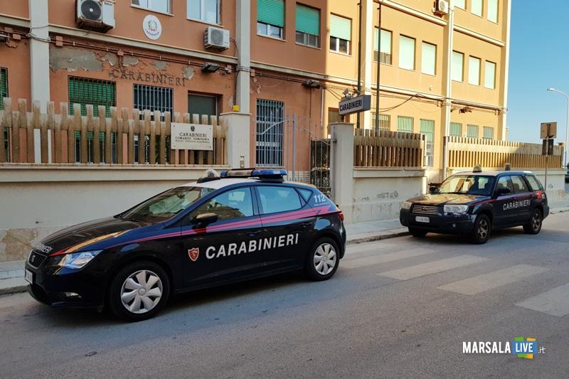 carabinieri - auto, stazione