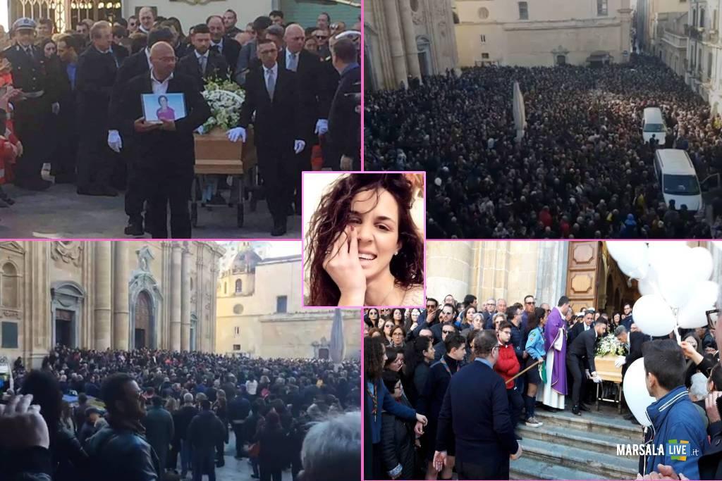 funerali nicoletta indelicato, marsala