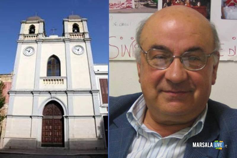 gaspare pellegrino chiesa strasatti Marsala
