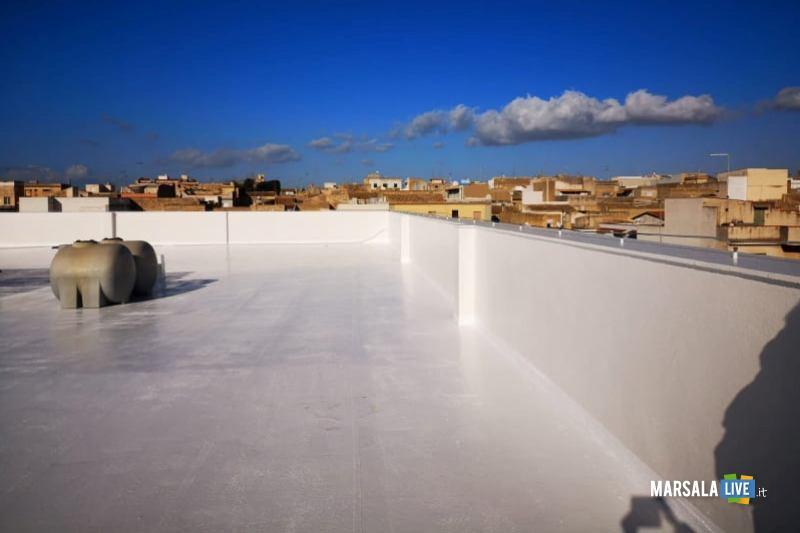impermeabilizzazione tetto De Amicis_1