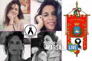 nicoletta indelicato, funerali a Marsala lunedì 25 marzo, lutto cittadino