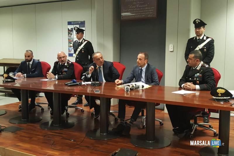 operazione scrigno - carabinieri