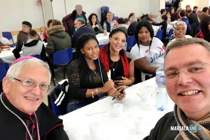 pranzo comunitario Paceco
