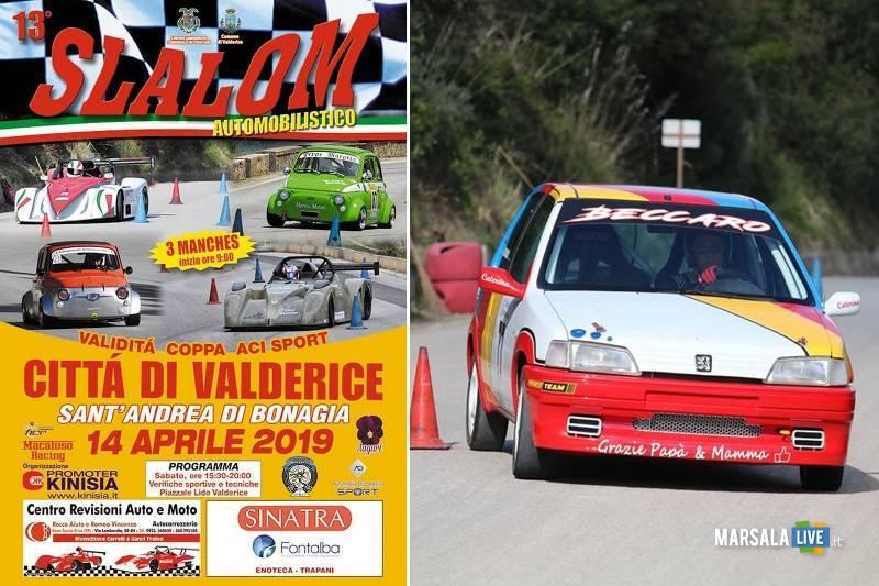 13 Slalom Automobilistico Città di Valderice – Sant'Andrea di Bonagia