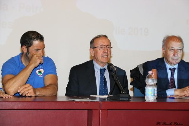 3 Salvo Campanella, Roald Vento, Alberto Di Girolamo