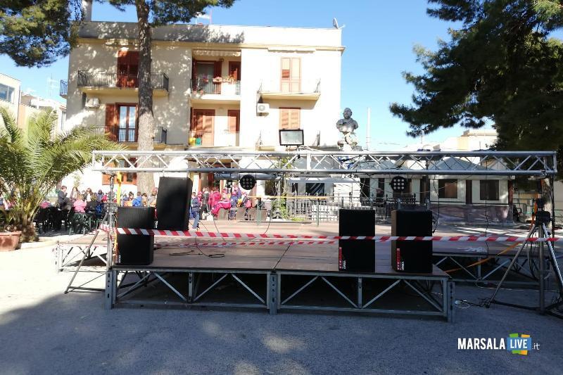 5 Circolo Didattico Strasatti Nuovo, palco Cioccofest Partanna (1)