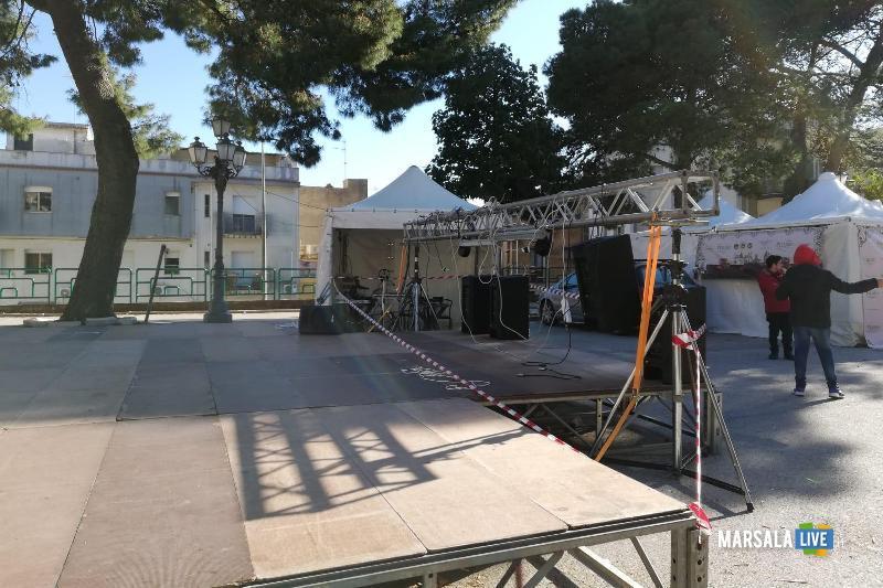 5 Circolo Didattico Strasatti Nuovo, palco Cioccofest Partanna (2)