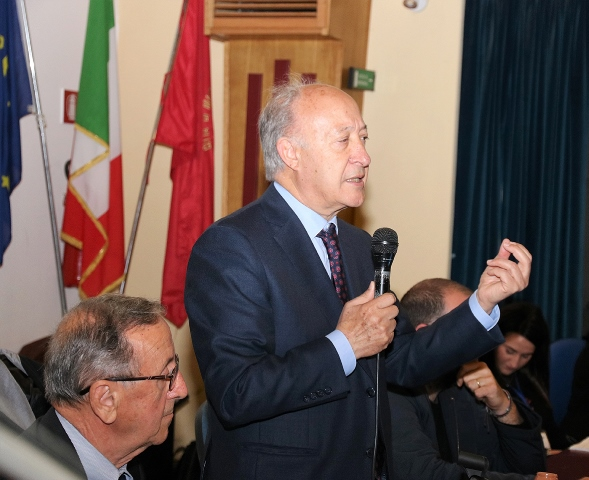 6 Il Sindaco di Marsala Alberto Di Girolamo e Roald Vento, Presidente del Panathlon Club di Trapani