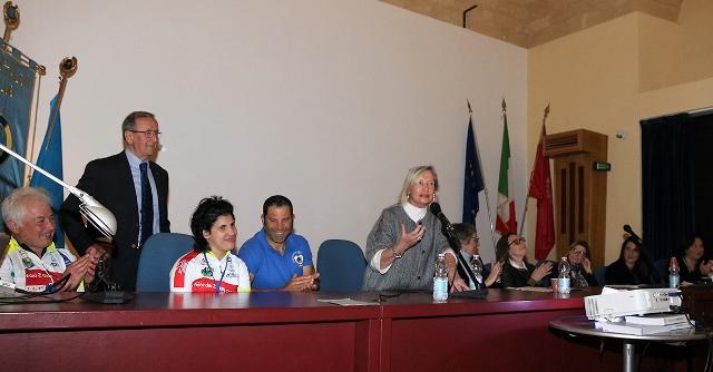 7 Gianni Raineri, Roald Vento, Salvo Campanella, Clara Ruggieri