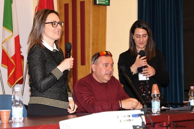 9 Daniela La Gumina, Nino Lisotta e Federica Meo