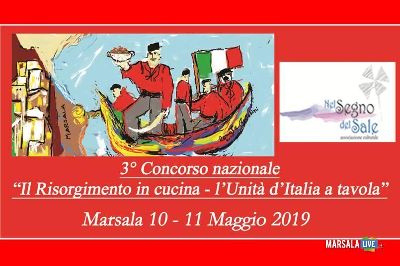 A Marsala il Risorgimento in cucina, l_Unità d_Italia a tavola