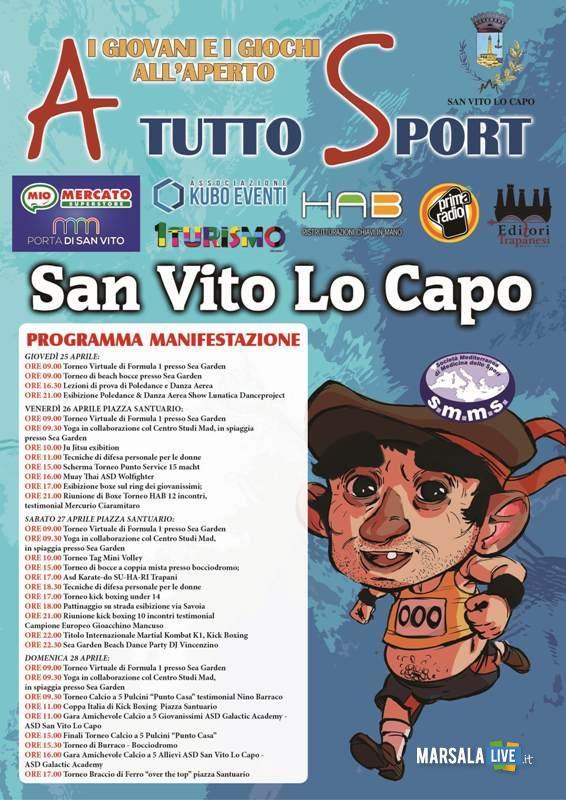 A tutto sport - San Vito Lo Capo (1)