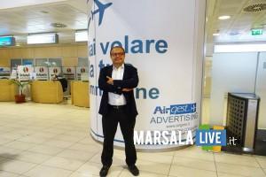 Airgest, aeroporto Trapani Birgi, Paolo Angius