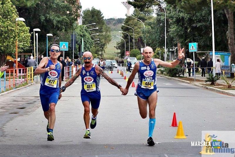 Atl. - Cammarata, D'Errico e Lombardo all'arrivo a Gela