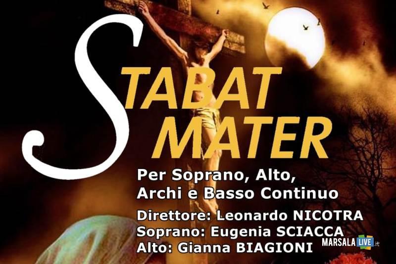 Concerto Stabat Mater al Teatro Sollima Marsala (1)