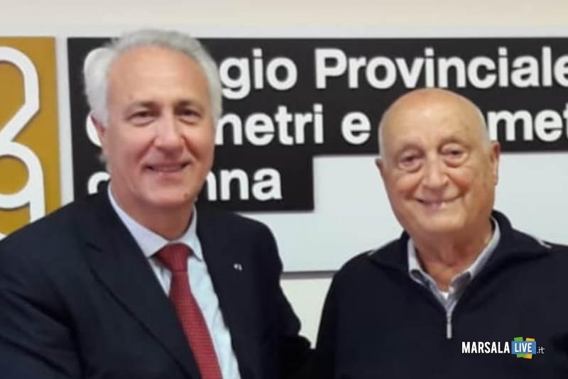 Consulta Regionale Geometri Sicilia, Francesco Parrinello