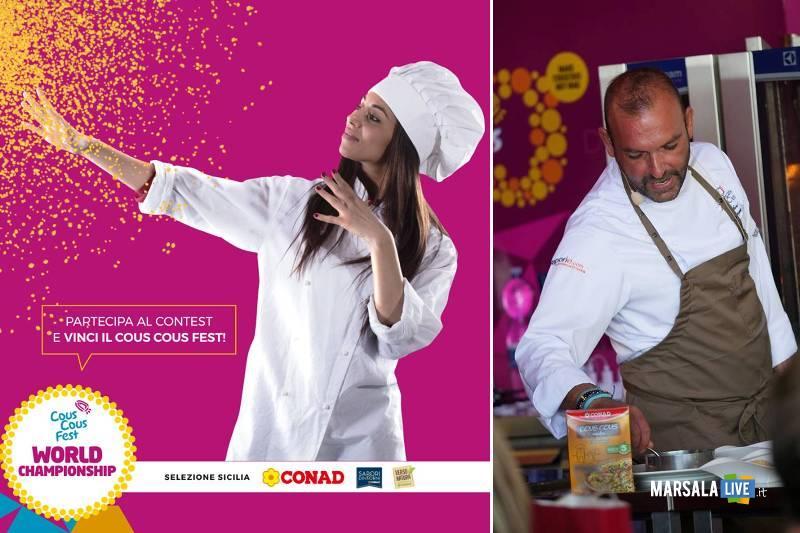 Cous Cous Fest, al via le selezioni di chef siciliani