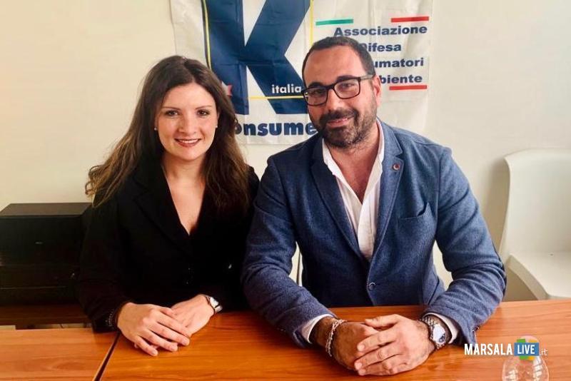 Eleonora Milazzo e Fabio Piccione