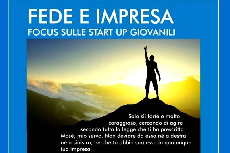 Fede e impresa-Focus sulle start up giovanili 2019