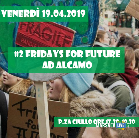 Fridays For Future Alcamo 2019