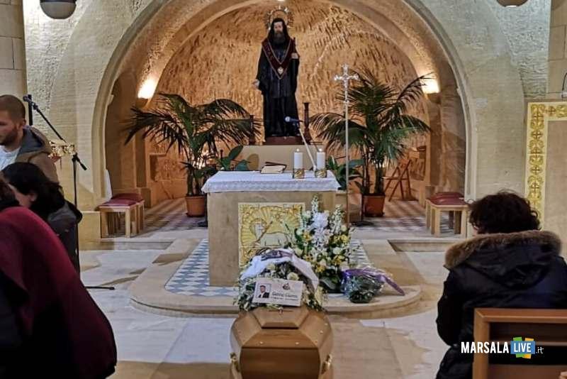 Funerali di Gianni Genna, Santo Padre delle Perriere, Marsala (3)