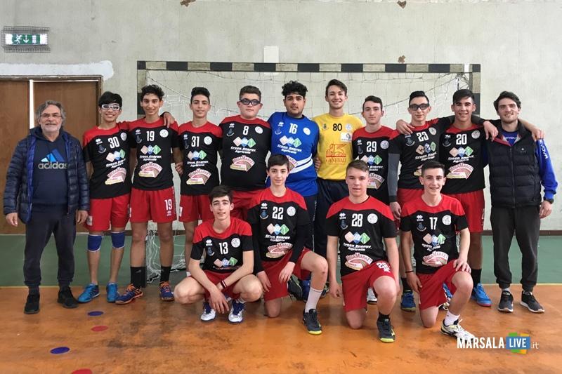 Giovinetto Petrosino Final Four Regionale under 19 Mascalucia