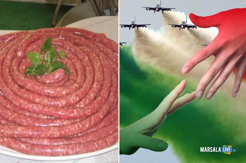Il 25 Aprile ricorrenza o sagra salsiccia