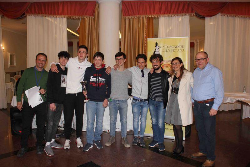 LS Ruggieri Marsala 1° Cl. Juniores