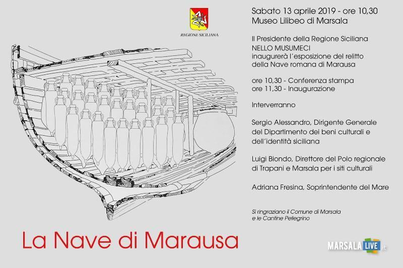La nave di Marausa - Marsala