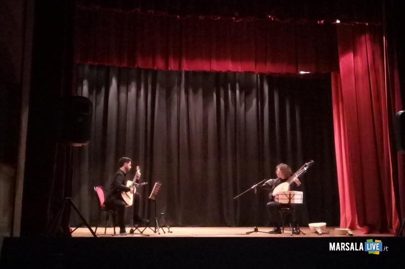 Lilybeum Duo al Teatro Comunale Sollima Marsala