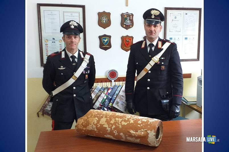 Locogrande, consegnata ai Carabinieri anfora punica