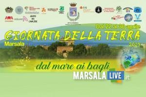 Marsala, Giornata Mondiale della Terra 2019