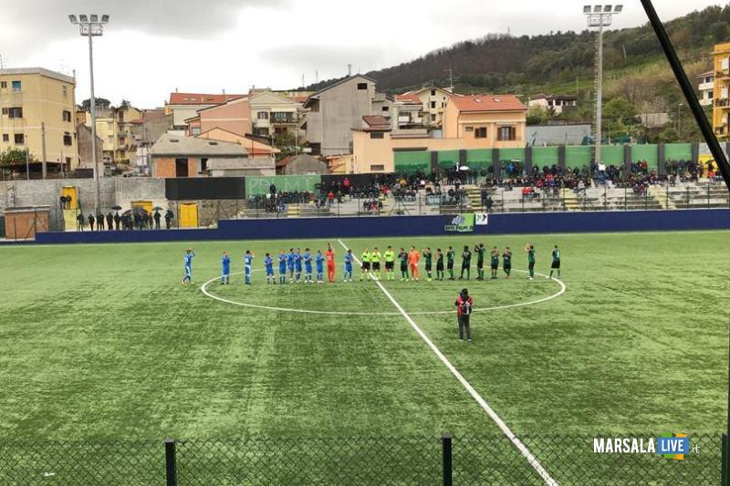 Palmese – Marsala Calcio 3-2